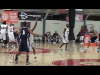 Bradley Beal _ Ben McLemore - EYBL St. Louis Eagles Highligh